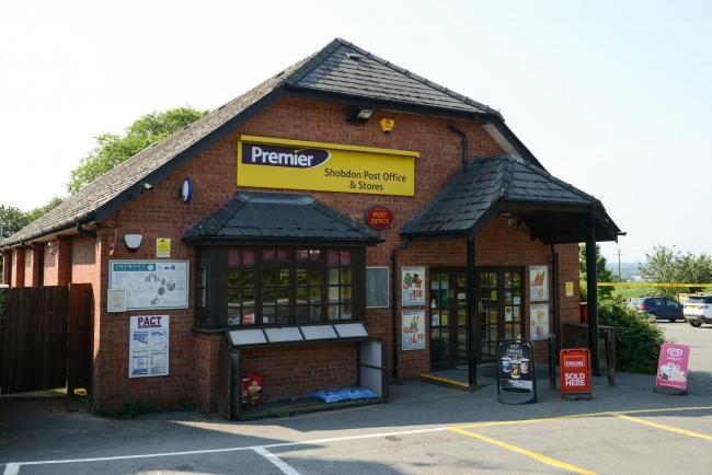 Shobdon Shop