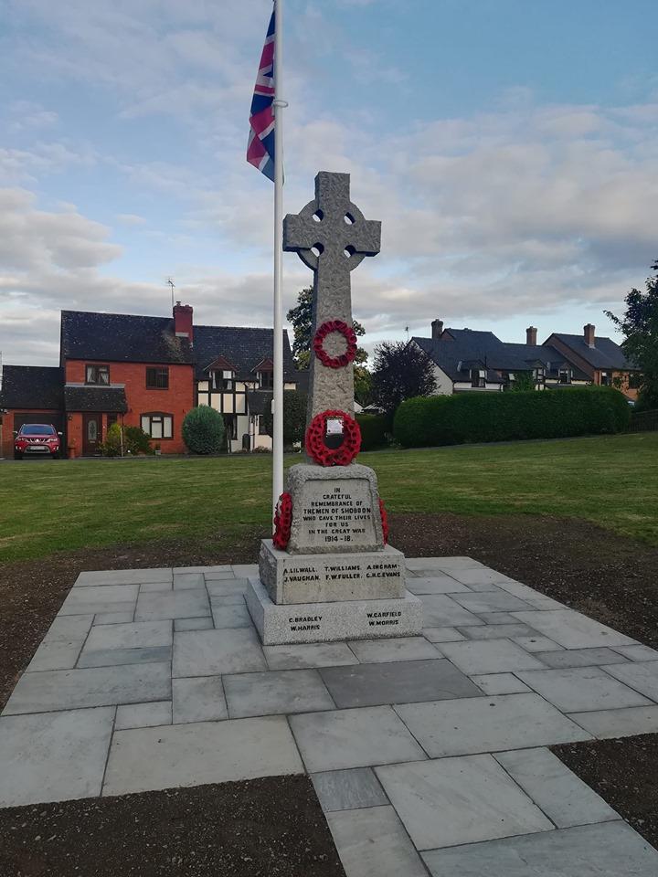 Shobdon Memorial Walks
