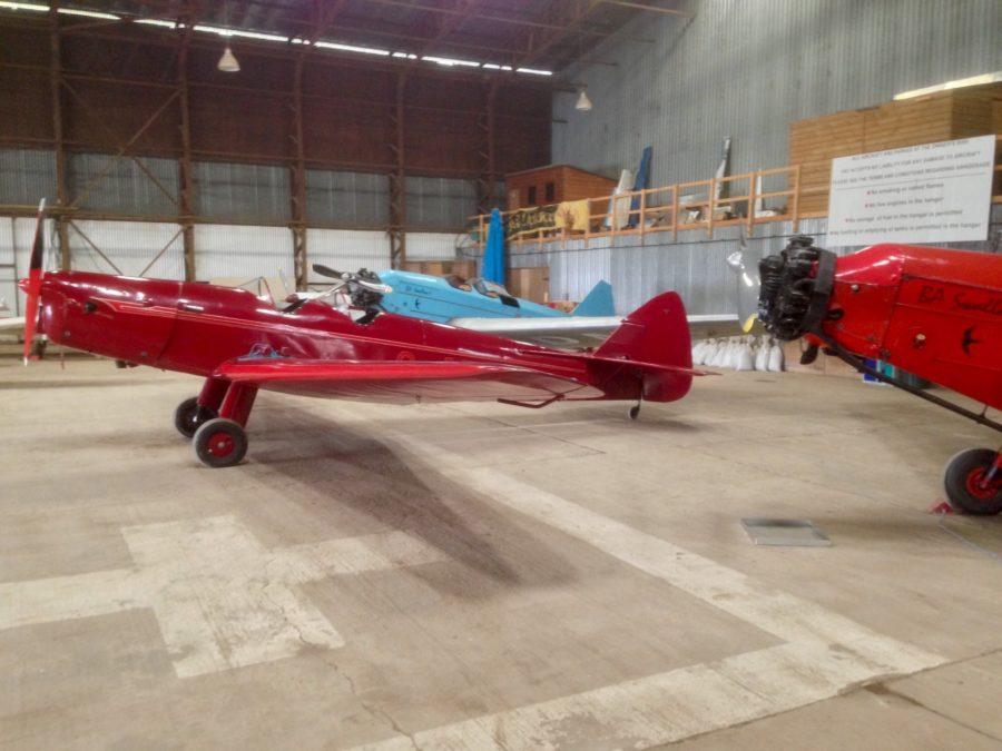 Shobdon Historic aircraft club