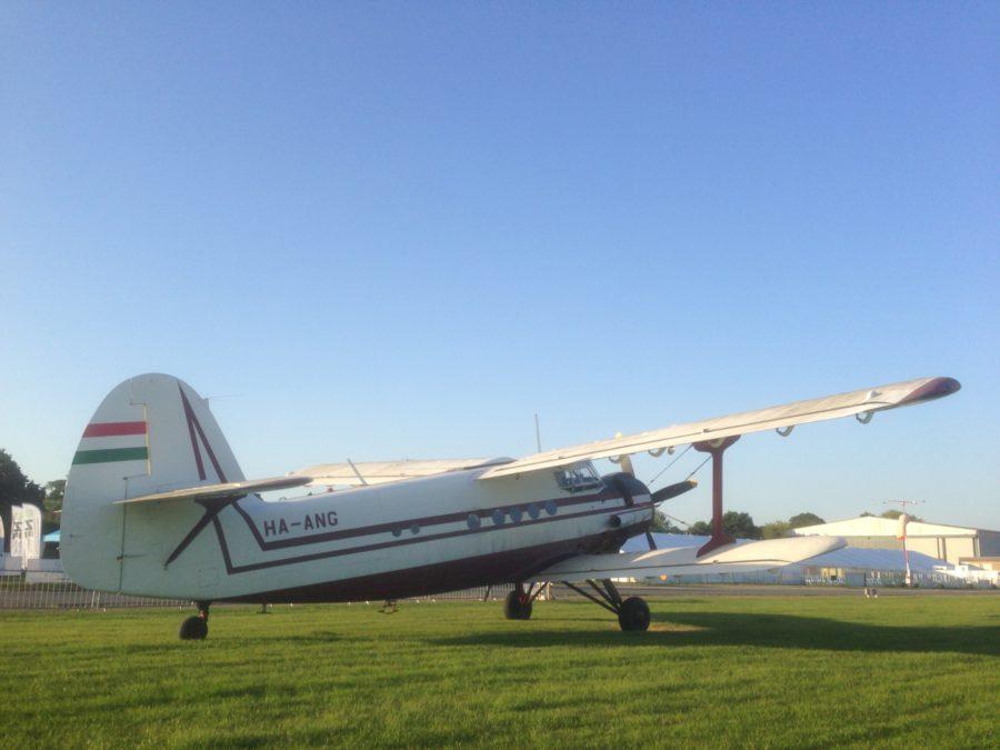 Shobdon Airfirld