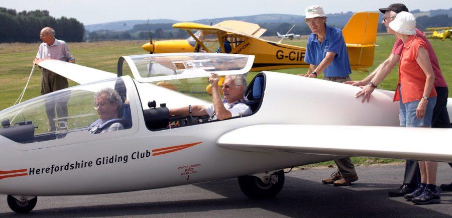 Shobdon Gliding Club