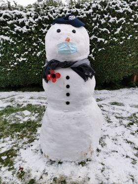 Snow Day in Shobdon