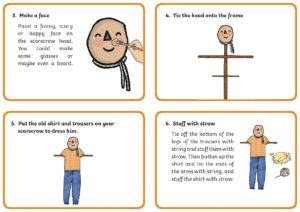 Make Your Own Scarecrow Page 002