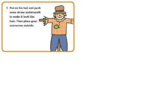 Make Your Own Scarecrow Page 003
